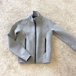 lululemon Cool Jacket, Grey, size 2